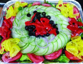 House Salad Catered